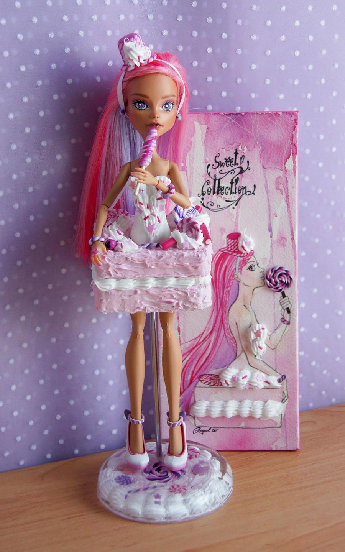 Monster High OOAK Dolls
