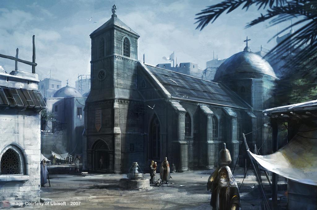 Acre Church by barontieri