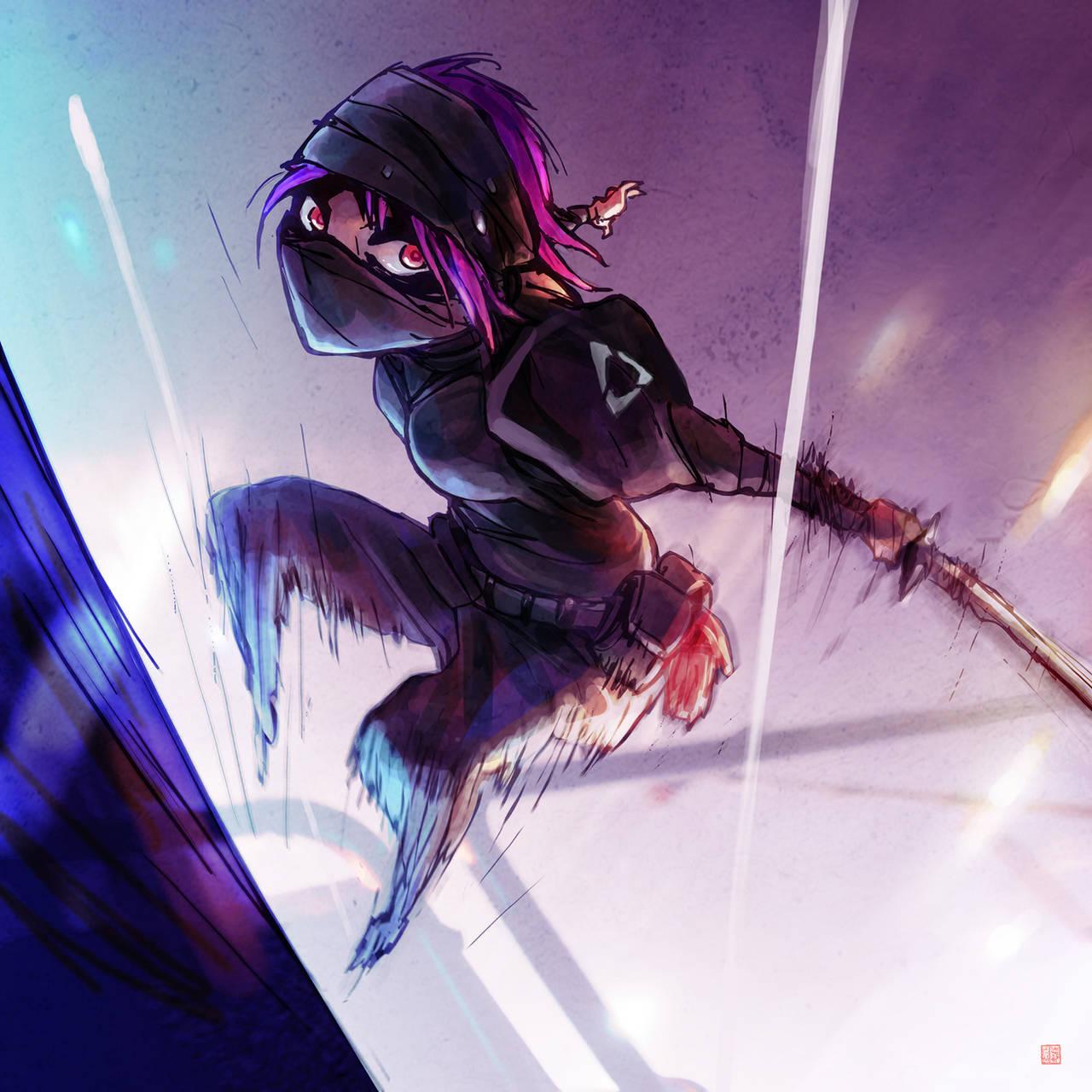 Ninja by barontieri
