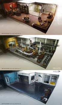 Deus Ex HR - Environments