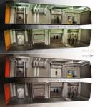 Deus Ex HR - Corridors