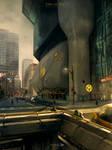 Deus Ex HR - Detroit