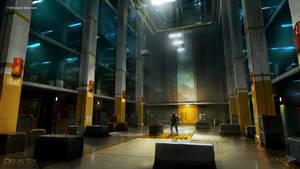 Deus Ex HR - FemaBoss