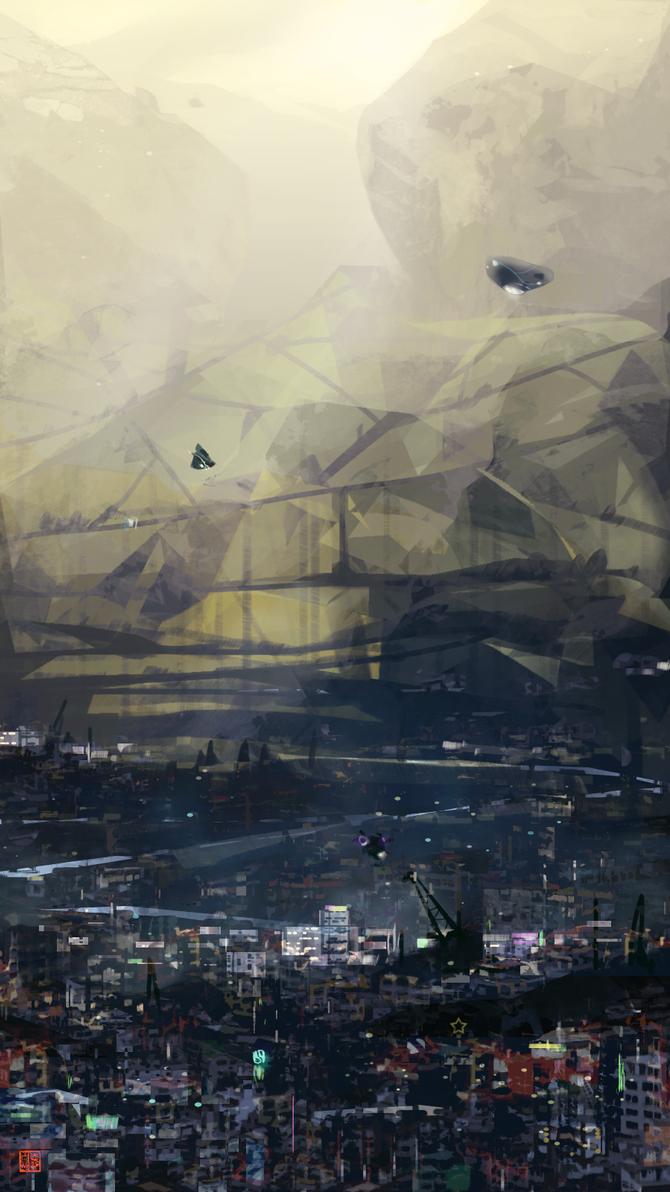 Favelas01 by barontieri