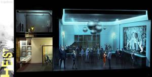 Heist - Ballroom