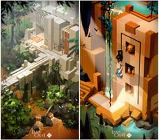 Lara Croft GO - Square Enix