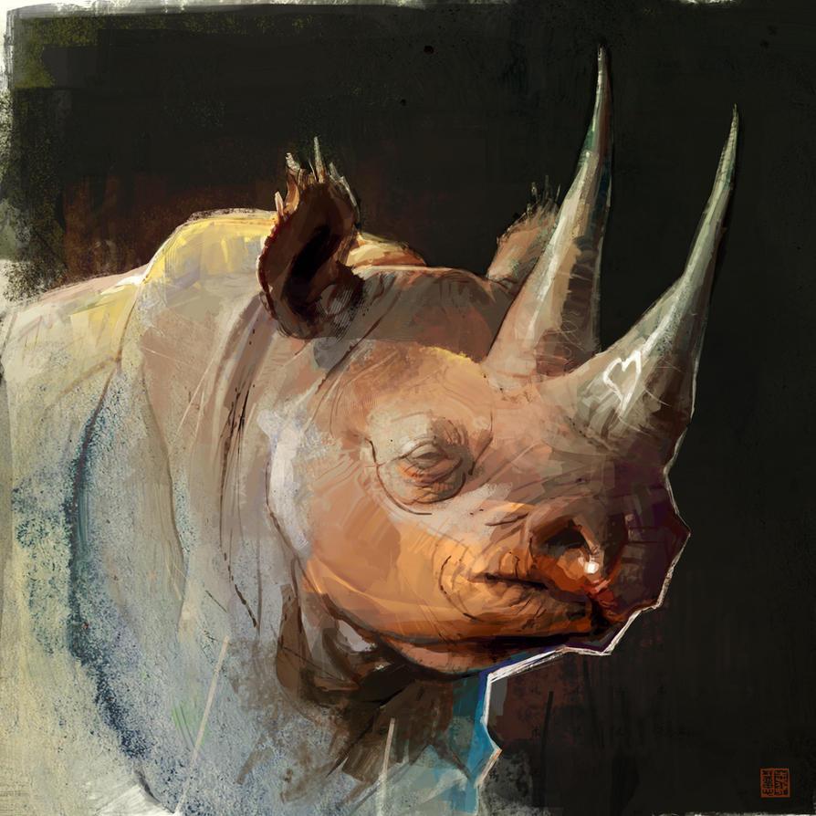 AE_BT_Rhino_03 by barontieri