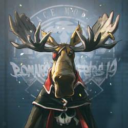 Moose Pirate