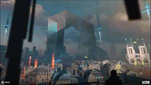 HYPER SCAPE - Prisma Arch