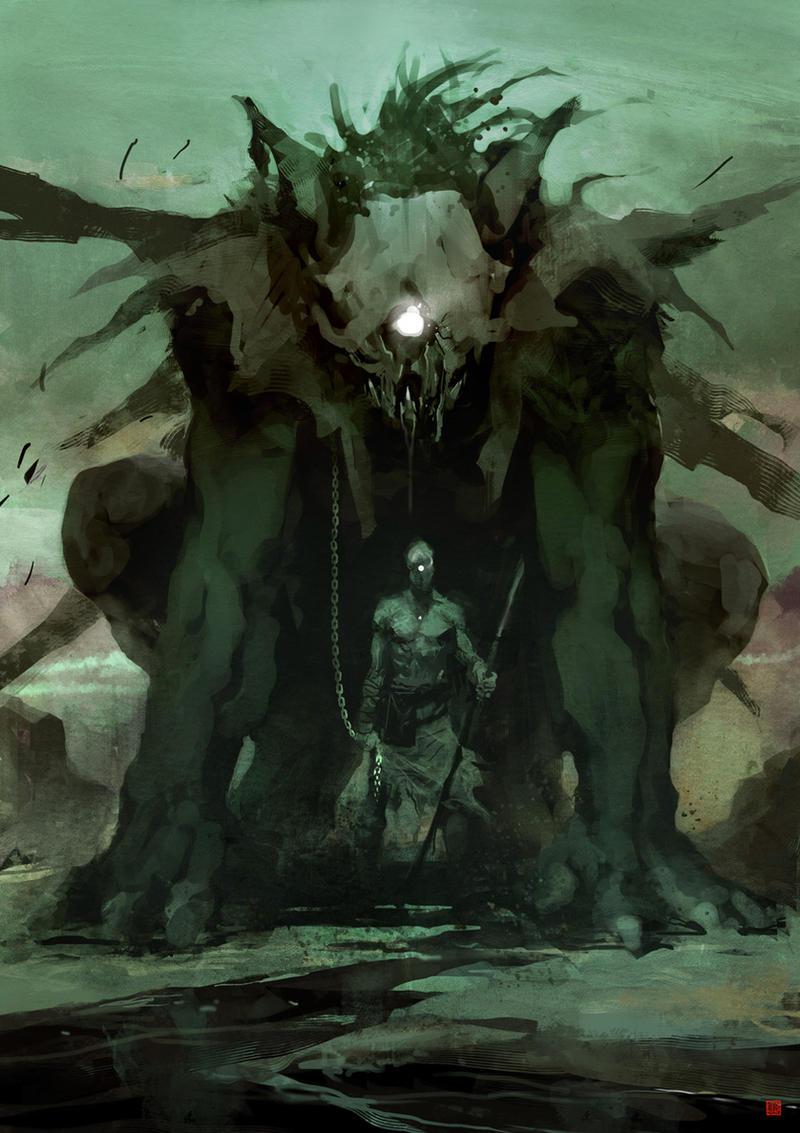 Cyclops by barontieri