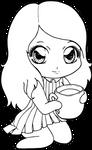 a cup of tea for Chibivi
