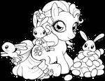 Easter Pony