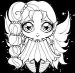 Fairy Mini Chibi Commission