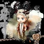 Rego Chibi - Deer Version