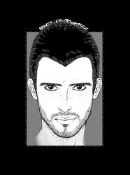 Melio Portrait - Lines