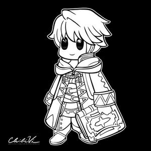Fire Emblem Chibi | Robin