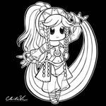 Fire Emblem Chibi   Olivia