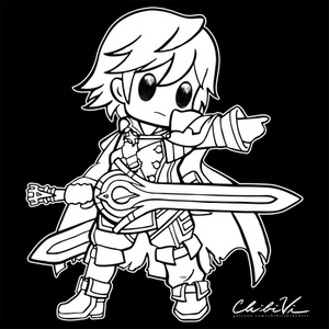 Fire Emblem Chibi | Chrom