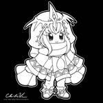 Fire Emblem Chibi | Tiki