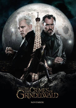 Fantastic Beasts: The Crimes of Grindelwald (2018) by stemonte