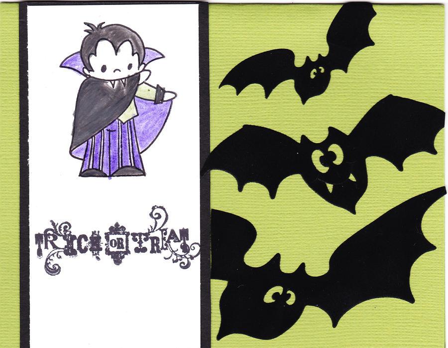 Halloween Vampire by gothicpysi
