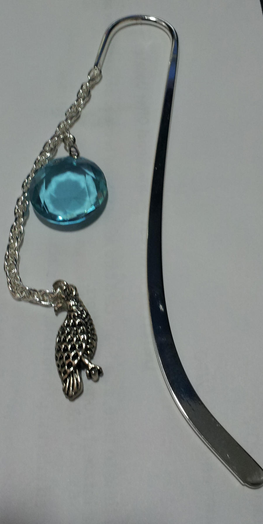 Ravenclaw Bookmark 4Sale by gothicpysi