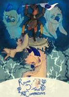 Xotiathon Round Three: True Companions by Ninpisn