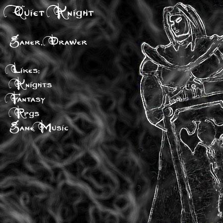quietknight's Profile Picture