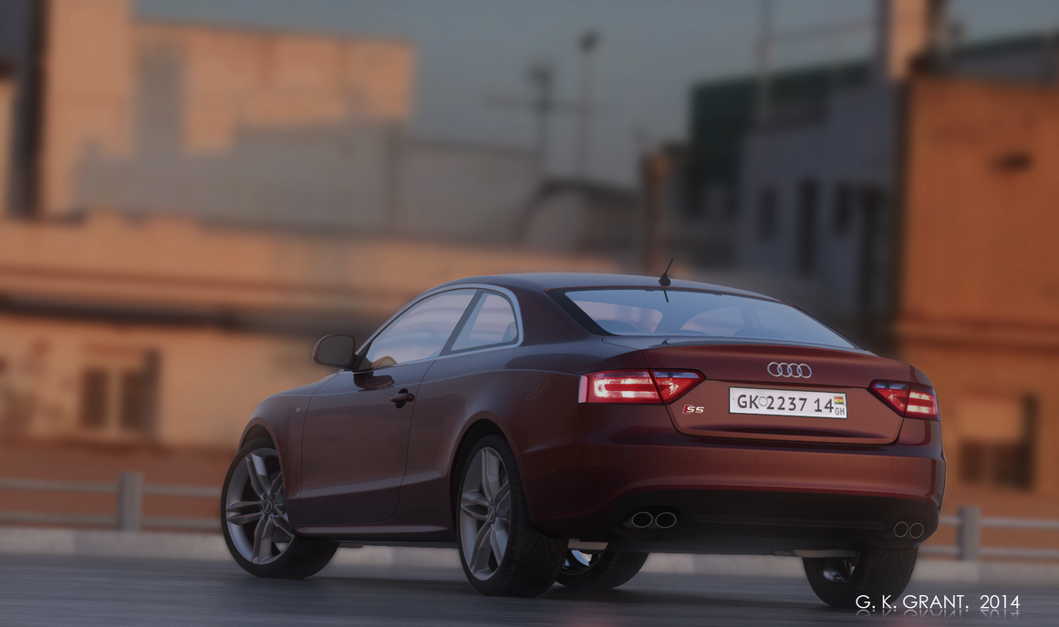 Audi S5 by phaceless2