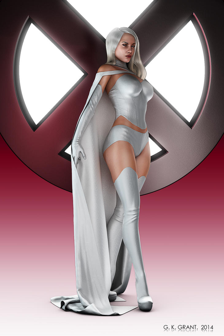 Emma Frost by phaceless2