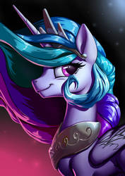 Portrait of a Ruler by NadnerbD