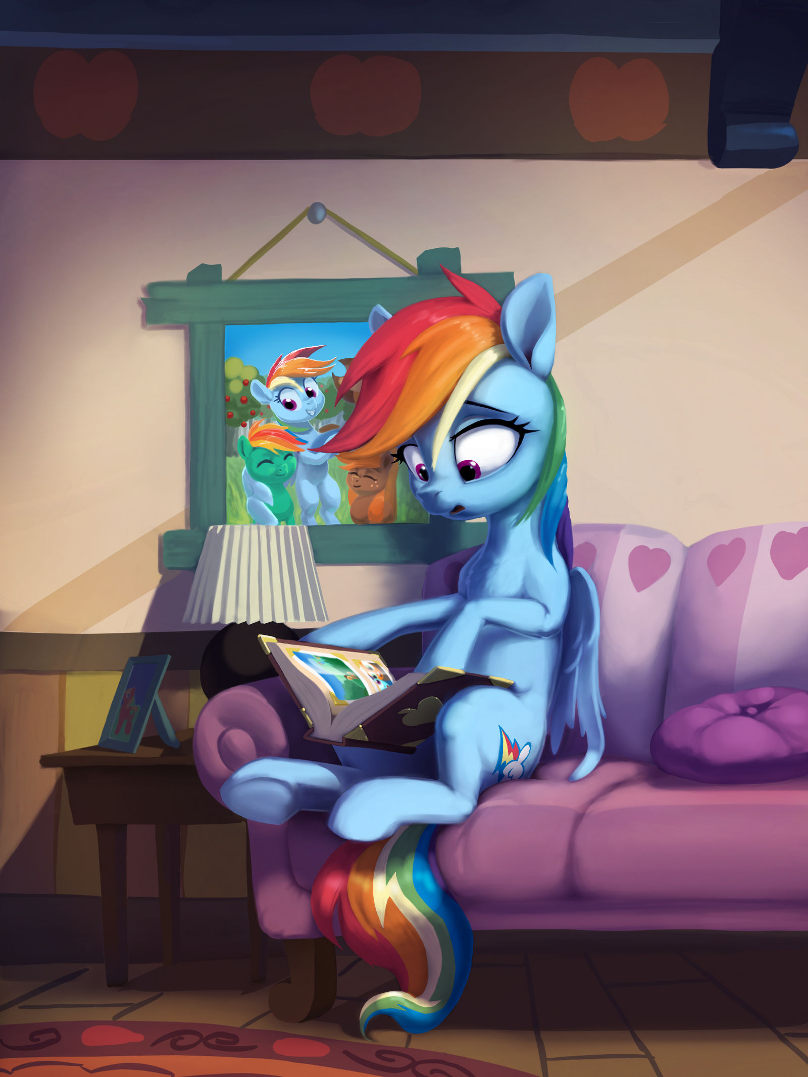 Lost Time by NadnerbD