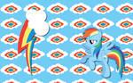 Rainbow Dash wallpaper 6