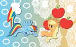 Apple Dash wallpaper