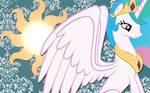 Princess Celestia wall paper6