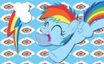Rainbow Dash wallpaper 9
