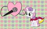 Sweetie Belle wallpaper 2