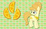 Aunt Orange wallpaper