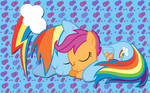 Scoots and Dashie WP2
