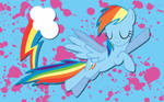 Rainbow Dash wallpaper 11