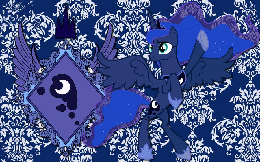 Princess Luna CoA WP