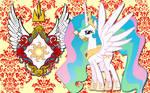 Princess Celestia CoA WP