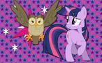 Twilight and Owlowiscious WP