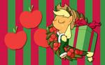 Christmas Present AJ WP
