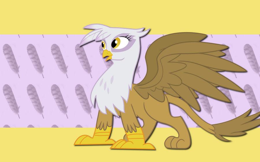 Gilda the Griffon WP