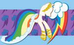 Rainbow Dash's Gala Dress WP