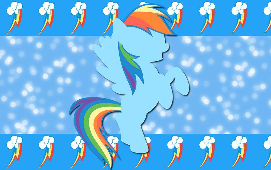 Rapid Rainbow Dash WP