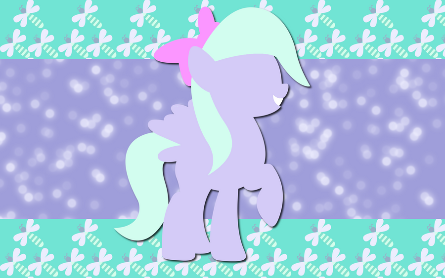 Fluttering Flitter WP by AliceHumanSacrifice0