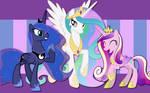 3 ruling Alicorns WP