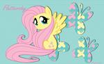 Cutie Fluttershy WP
